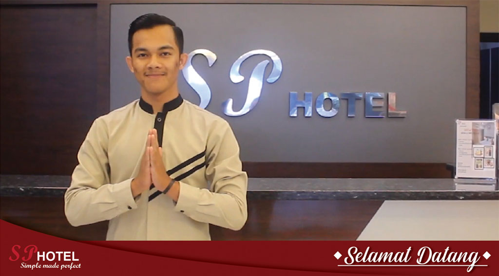 Welcome To SP Hotel, Simple Made Perfect
